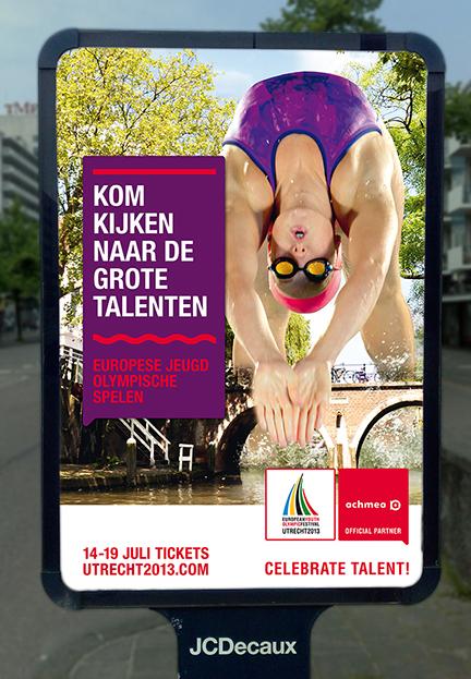 EYOF Jeugd Olympische Spelen Utrecht