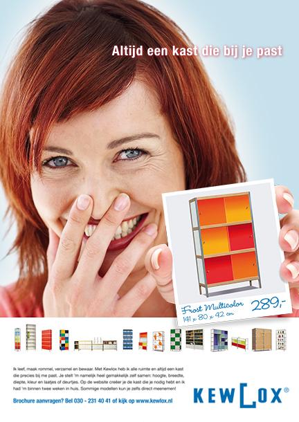 Kewlox consumentencampagne